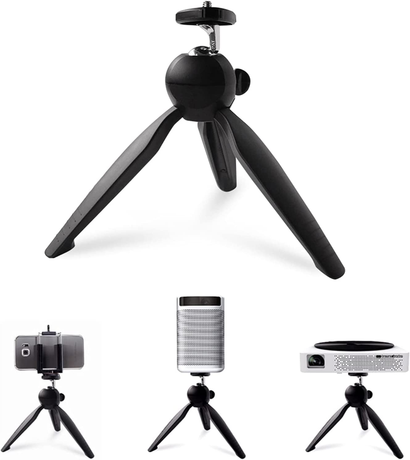 TRYBEST Long Beach Our shop OFFers the best service Mall Portable Mini Table Tripod 4 Projector 1 Holder Generic