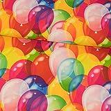 Dekostoff Burlington Luftballons bunt Dekostoffe - Preis