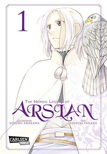 The Heroic Legend of Arslan 01