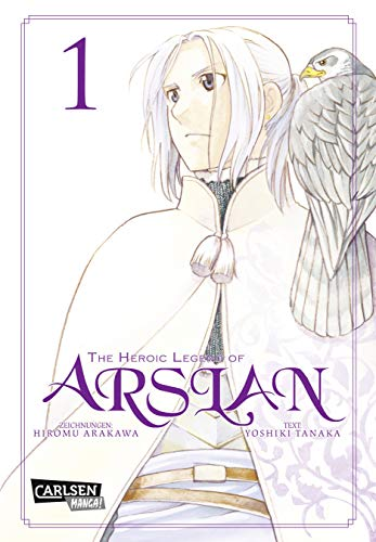 The Heroic Legend of Arslan 01