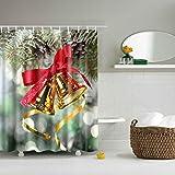ZZ7379SL Pino Campana de Oro Arco Bathroom3D impresión...