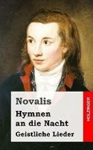 Hymnen an die Nacht / Geistliche Lieder by Novalis (2013-02-28)