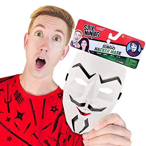 Spy Ninjas Project Zorgo Mask