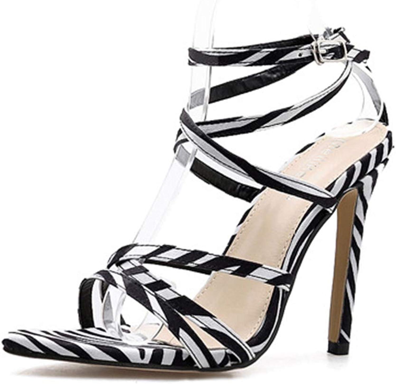 Drew Toby kvinnor High klackar Points -Toe Cross Strap Sexy Sexy Sexy mode Elegant Sandals  försäljning med hög rabatt