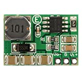 Voltaje negativo DC-DC ADC DAC LCD Power Boost-Buck Converter Módulo para equipos de instrumentación, placa Mcu, potencia del motor, multímetro de instrumentación(Output-12V)