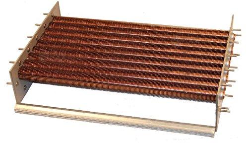 Raypak 010062F Low Nox Tube Bundle Copper Atmospheric 406A Heat Exchanger
