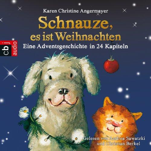 Schnauze, es ist Weihnachten. Eine Adventsgeschichte in 24 Kapiteln Titelbild