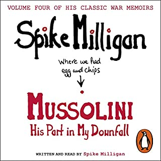 Mussolini cover art