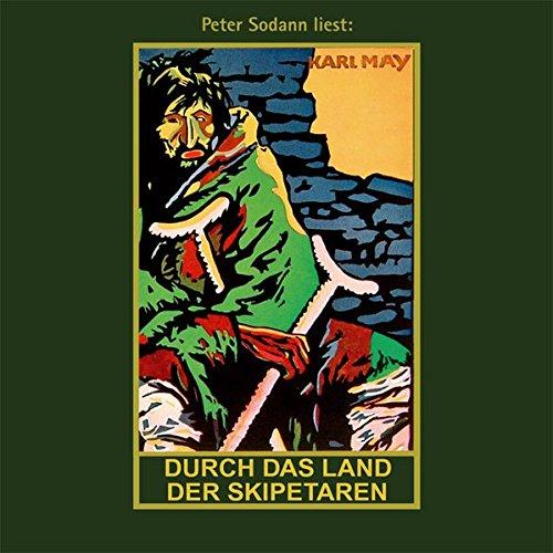 Durch das Land der Skipetaren: mp3-Hörbuch, Band 5 der Gesammelten Werke (Karl Mays Gesammelte Werke, Band 5)