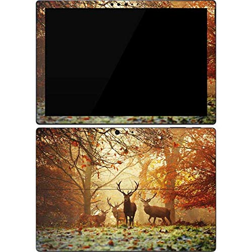Skinit Tablet Decal Skin for Surface Pro 7 - National Geographic Four Red Deer Design