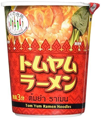 アライド タイの台所 カップトムヤムラーメン(麺53g) 70g×12個