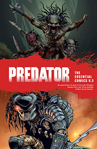 PREDATOR ESSENTIAL COMICS 02 (Predator: the Essential Comics)
