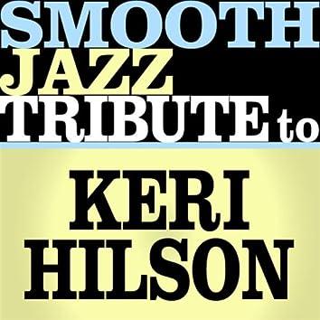 Keri Hilson Smooth Jazz Tribute EP