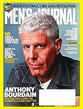 Men's Journal Magazine October 2015 - Anthony Bourdain & NFL 2015
