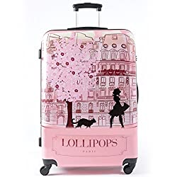 valise rose pour un look tr s girly valise enfant. Black Bedroom Furniture Sets. Home Design Ideas
