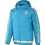 adidas Herren Olympique Marseille Jacke, Blue/Dkblue, S