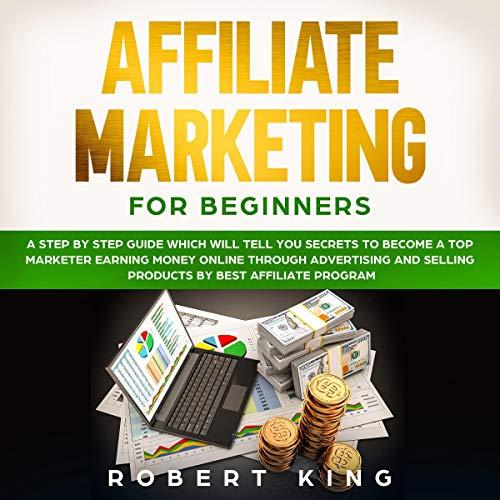 Affiliate Marketing for Beginners cover art