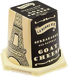 La Bonne Vie Imported French Goat Cheese Pyramid, 5.29 oz