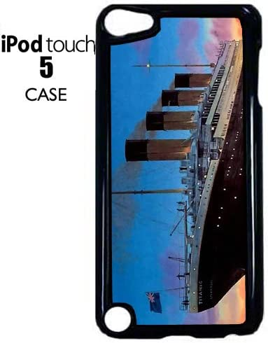 Titanic Apple iPod Touch 5 PLASTIC Great Cover Max Outlet SALE 72% OFF Case Idea Gift