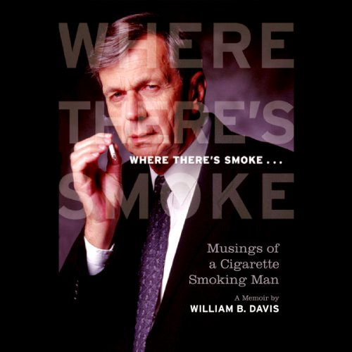 Where There's Smoke audiobook cover art