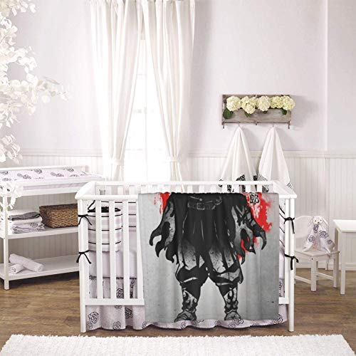 Ky-Ojuro Ultra-Soft Baby Blankets Lightweight, Soft, Plush, Fluffy, Warm and Comfortable, Versatile Baby Blanket