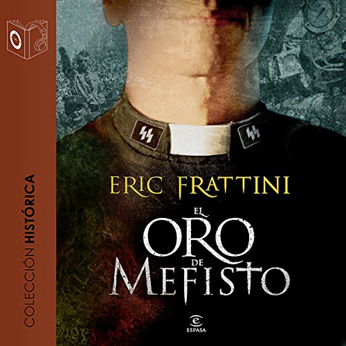 El oro de Mefisto [Mefisto's Gold] audiobook cover art