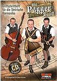 Die Pagger Buam; Notenheft in Griffschrift für die Steirische Harmonika inkl. CD mit Hörbeispielen