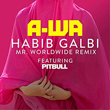 Habib Galbi (feat. Pitbull) [Mr. Worldwide Remix]