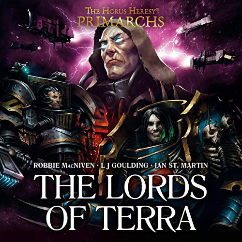 The Lords of Terra cover art
