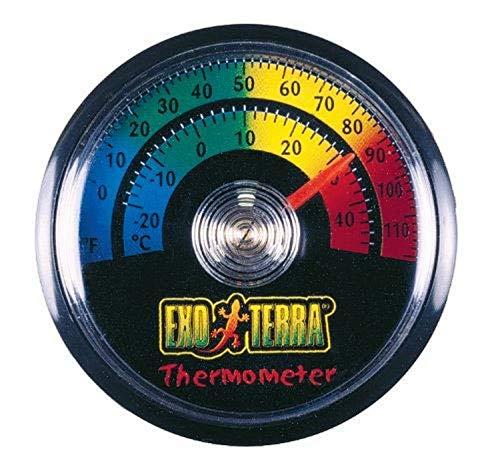 Exo Terra analoges Thermometer zur Platzierung im Terrarium