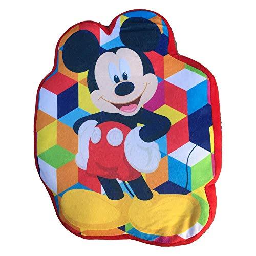 Desconocido Kids Mickey Cojín Nube 35cm, Varios, 35 cm