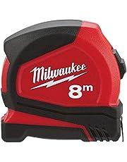 Milwaukee 4932459594 932459594 Pro kompakt tejp mått 8 m (bredd 25 mm) (endast metrisk)