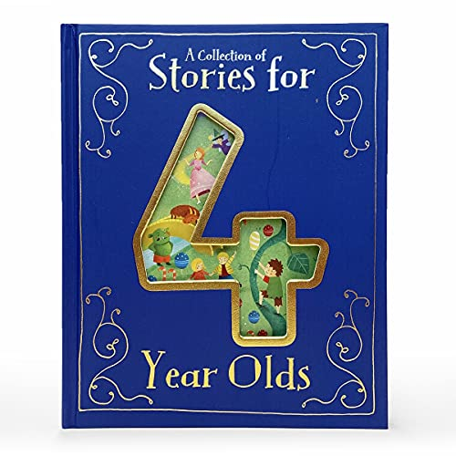 Product Image of the A Collection of Stories for 4 Year Olds