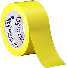 ETI Yellow Floor Marking Tape 72mm x 25metres