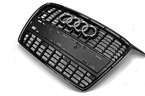 Audi A3 S-Line Kühlergrill, Singleframe, schwarz, Original Tuning