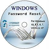 ✅ Disk Disco de restablecimiento de contraseña de Windows....