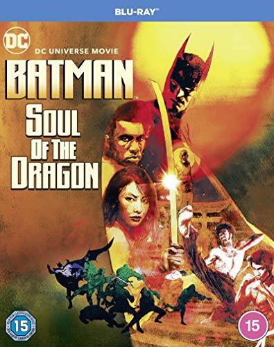 Batman: Soul of the Dragon [Blu-Ray] [2021] [Region Free]