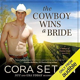 The Cowboy Wins a Bride cover art