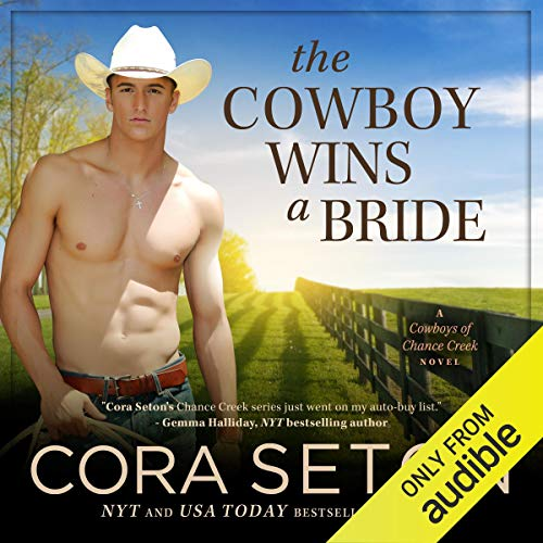 The Cowboy Wins a Bride cover art