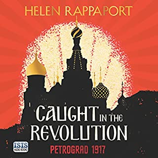 Caught in the Revolution cover art