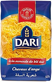 DARI ANGEL HAIR PASTA (500)