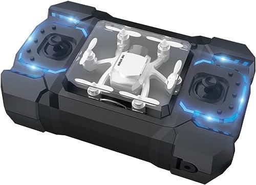 ZHAORLL Tragbare Dual-Mode-Drohne 200W Pixel mit Einem Knopf zurück zur Mini-Sechsachsen-Luftbildkamera mit Fernbedienung