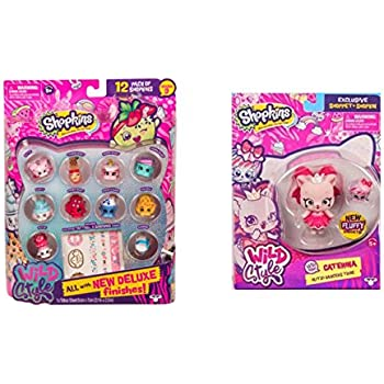 Shopkins Wild Style Season 9 Shoppet Caterina | Shopkin.Toys - Image 1