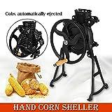 ZXMOTO Corn Hand Sheller Heavy Duty Manual Corn thresher for Farm Household Stripper Tool