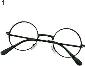 Retro Style Round Baby Infant Eyeglass Frame Children Eyewear Photography Prop 1#
