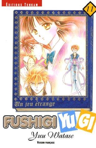 Fushigi Yugi, tome 11