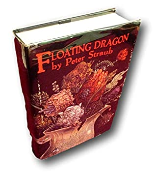 Hardcover Rare SIGNED ~ Floating Dragon by Peter Straub (1982) 1st Edition Hardcover Novel Book