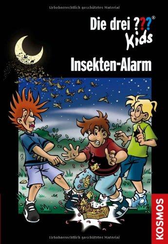 Kosmos 127230 Die drei ??? Kids Midi Insekten-Alarm
