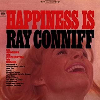 ray conniff happiness is