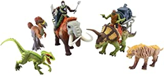 Jurassic Clash Ultimate Dino Battle Set with Figures